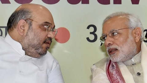 Achhe Din for Modi and Amit Shah are over, Burey Din begin