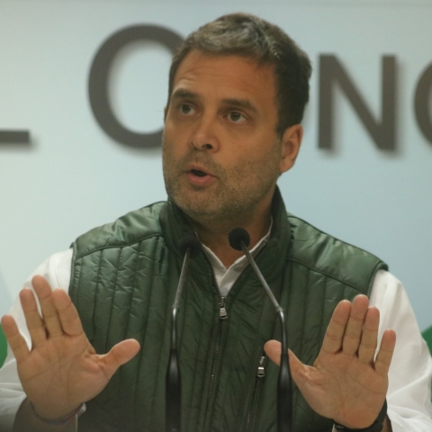 Rahul Gandhi: Farm loans waiver soon in MP, Rajasthan, Chhattisgarh