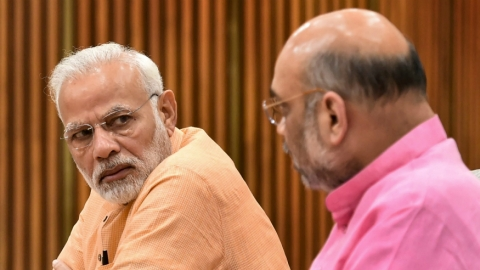 Modi, Amit Shah face the heat from within, RSS's plan 'B' leaks