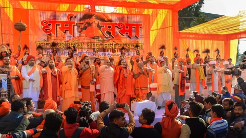 In the name of Ram, VHP's rant against the judiciary