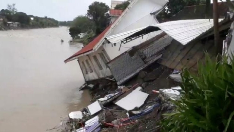 Philippines: Cyclone Usman leaves 68 dead