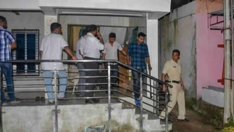 Palghar arms haul case: ATS underlines role of Sanatan Sanstha in terror plot