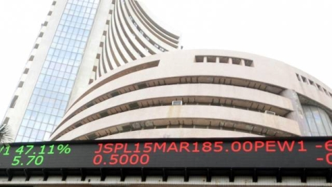 Sensex falls over 550 pts; Nifty drops below 10,600