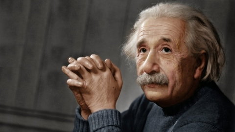 Einstein's letter rejecting God set to be auctioned again at Christie's