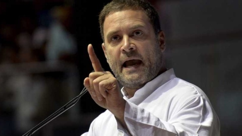Rahul Gandhi: Won't let PM sleep until all farms loans waived