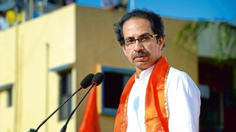 Shiv Sena says BJP's debacle in the assembly polls has paved way for a BJP mukt Bharat