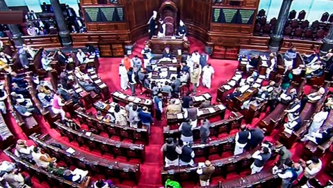 Rajya Sabha adjourned till Jan 2, Opposition demands Triple Talaq Bill be sent to select committee
