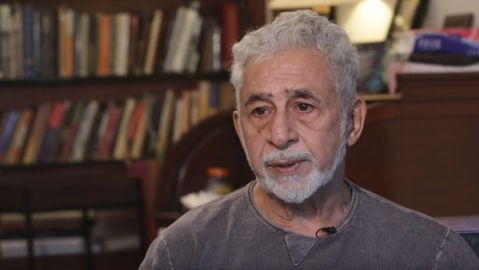 Naseeruddin Shah  in Amnesty video: Walls of hatred erected in name of religion