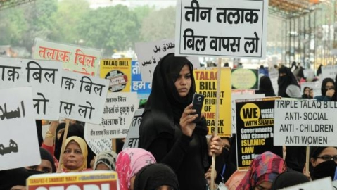 Activists, civil society tear into Triple Talaq Bill