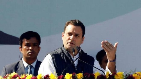 We will fulfil our responsibility: Rahul to people of Rajasthan