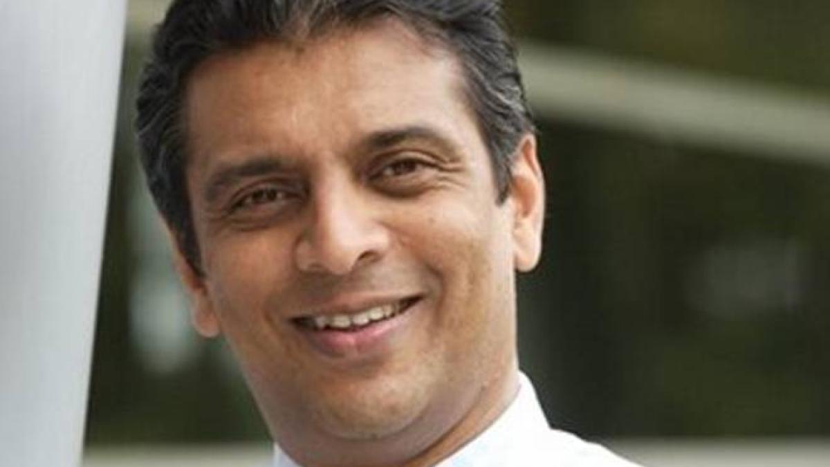 Current VP Rajesh Subramaniam named FedEx president