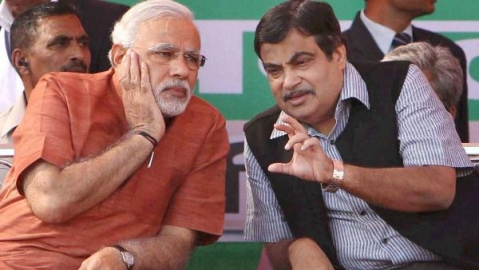 Replace Modi with Gadkari if you want to win 2019 polls: Maharashtra leader tells RSS