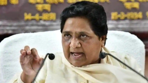 Mayawati: Yogi Adityanath govt has failed to control crime