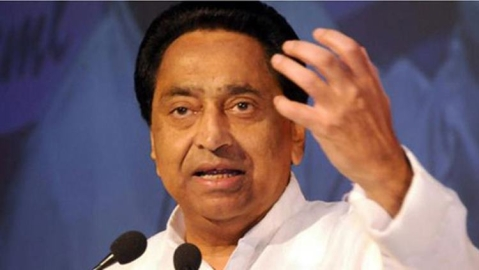Kamal Nath writes to governor, stakes claim to form govt in Madhya Pradesh
