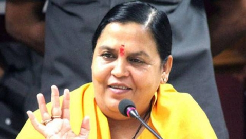 After Sushma, Uma Bharti too says she will not contest 2019 Lok Sabha election