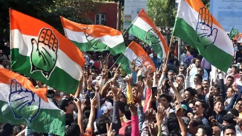 Indian National Congress turns 134 years of age