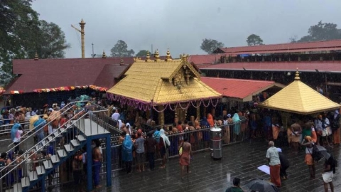 Chief Electoral Officer: Don't seek votes in Sabarimala temple's name