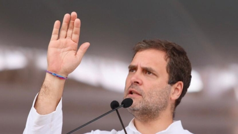 Rahul Gandhi: Telangana set to usher in a new government