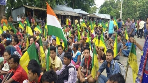 Tripura: BJP's ally IPFT to reprise demands for separate tribal state, NRC