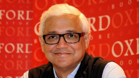 "Amitav Ghosh was conferred the Jnanpith award for ""outstanding contribution towards literature"""