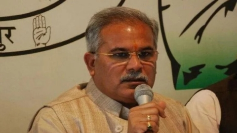 Malnutrition bigger threat than Maoists violence, says  Chhattisgarh CM Bhupesh Baghel