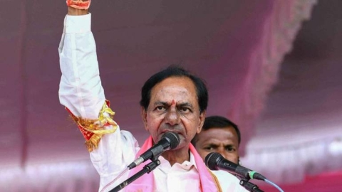Social engineering, Brand KCR as messiah of the poor helped him decimate Prajakutami
