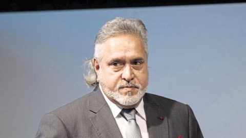 Vijay Mallya offers to repay 100% of only principal amount and not interest to banks