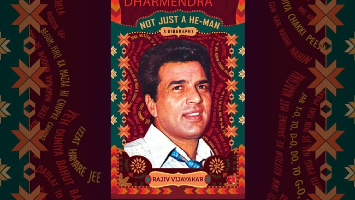 Dharmendra's biography is disappointing, offers little unknowns