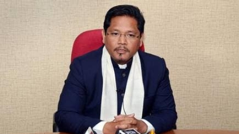 Meghalaya CM: Will discuss with party leaders on snapping ties with BJP
