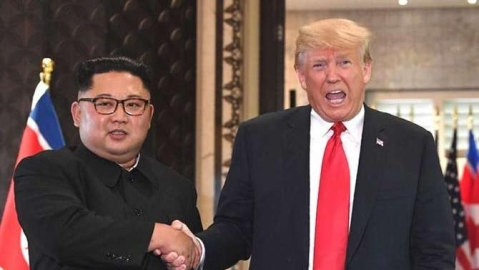 Trump to meet Kim again as Trump will hold a second summit of the leaders in February