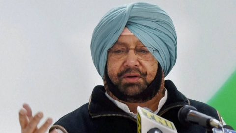 Not visiting Pakistan for corridor opening, clarifies Amarinder