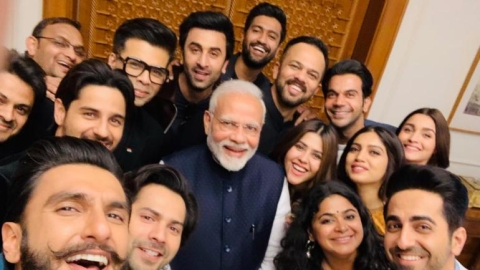 Films for propaganda: Modi's team borrows a leaf from Hollywood and Pentagon
