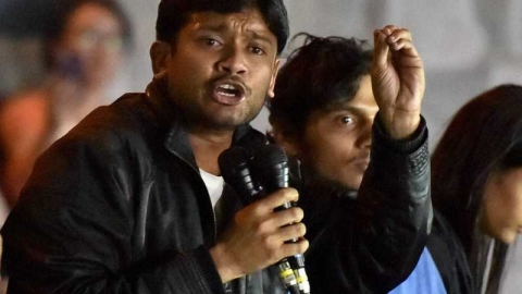 BJP using sedition charge sheet to weaken opposition unity, target Rahul: Kanhaiya