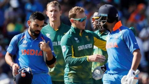 India face South Africa in ICC T20 WC opening match