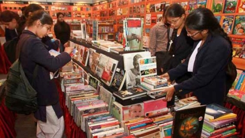 New Delhi World Book Fair: Not so fair this time