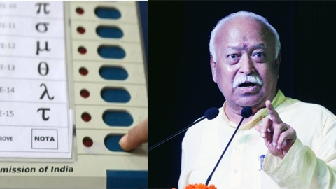 2019 LS polls: RSS gears up for counter-campaign against calls for stronger NOTA
