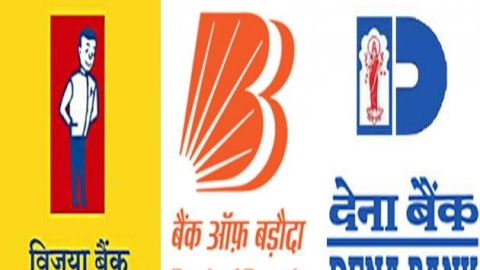 Cabinet nod for merging Dena Bank, Vijaya Bank with Bank of Baroda