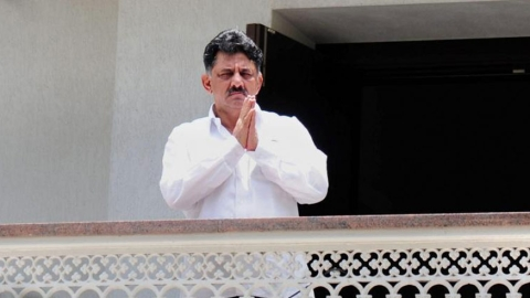 BJP's 'Operation Lotus' to topple Karnataka govt is real, says minister & Congress leader DK Shivakumar