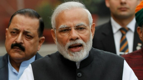 PM Modi waited to launch Agra project ahead of general election
