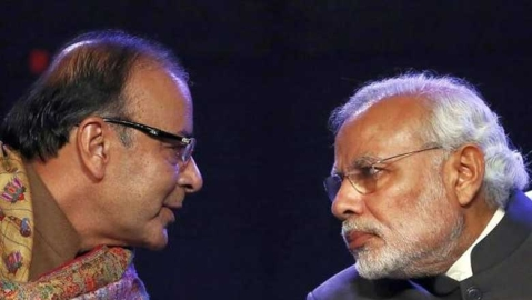 Modi govt to miss fiscal deficit target by 0.2 pc, cause Rs 20,000 crore shortfall
