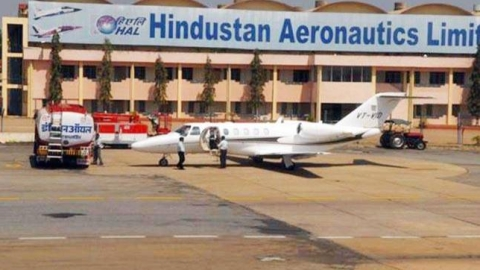 Cash-strapped HAL takes ₹962-crore overdraft for the first time
