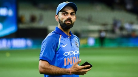 Kohli named captain of both ICC Test, ODI Teams of the Year