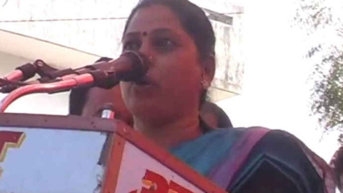BJP MLA supports Sadhana Singh, NCW issues notice to her over remarks against Mayawati