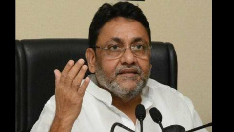 NCP leader Nawab Malik: Gadkari's remarks reflect voices within BJP over PM Modi's failure