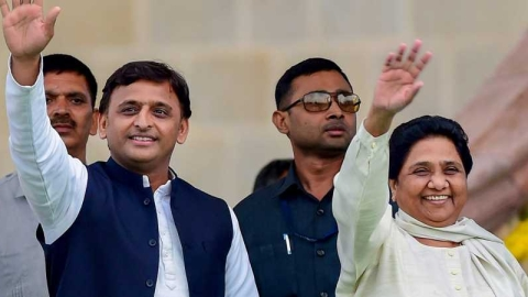 Mayawati: Centre's plea on Ayodhya land is out of frustration as they fear they will lose the Lok Sabha polls