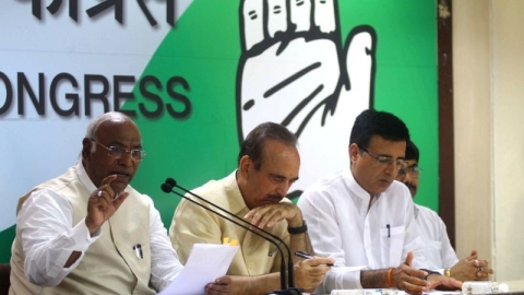 Congress: Dirty secrets, corruption & Malfeasance now tumbling out of Rafale files
