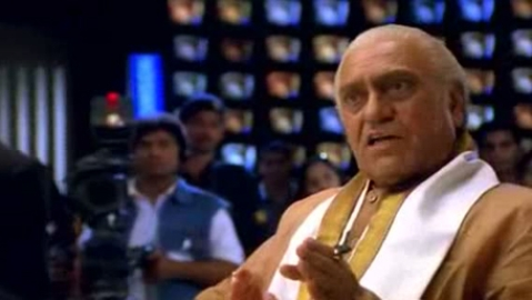 Remembering Amrish Puri on his death anniversary with his 10 best performances