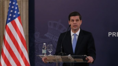 Top US diplomat Assistant Secretary for European and Eurasian Affairs A Wess Mitchell resigns