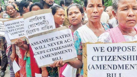 Will Citizenship Bill put paid to BJP's Mission Northeast?