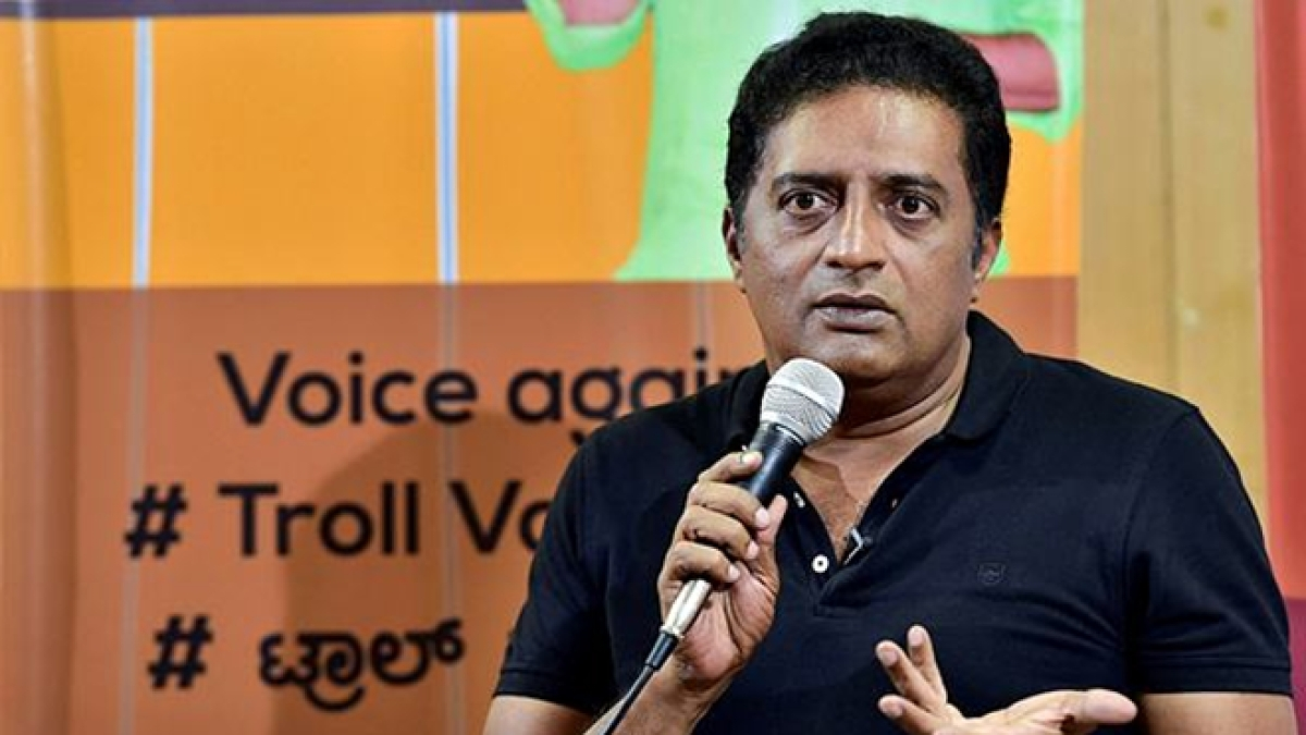 Actor Prakash Raj will contest elections but, will never join any political party